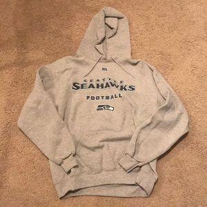 Seahawks sweatshirt